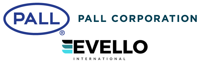 Pall-and-Evello-Logo